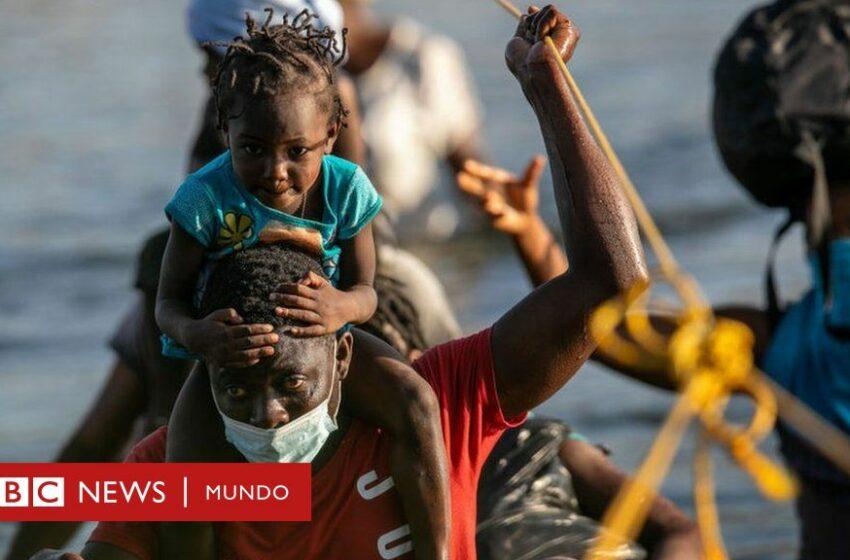 5 claves para entender por qué están llegando miles de haitianos a Estados Unidos (y por qué la mayoría no viene directamente de Haití)