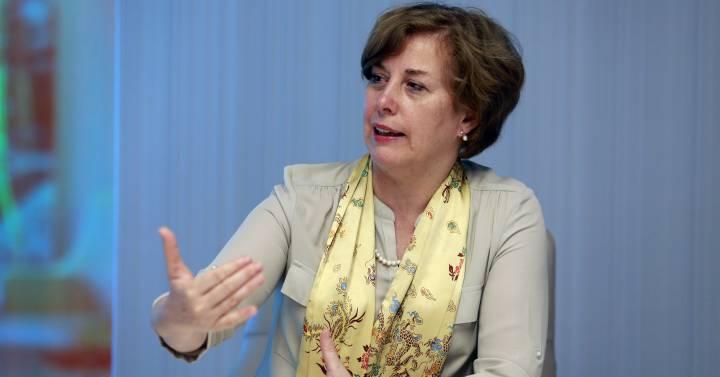 """Alicia García Herrero (Natixis): """"Con Evergrande el inversor debe aprender que no todo vale"""""""