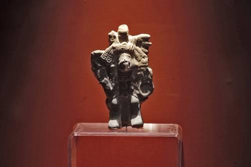 En La Grandeza de México, más de 800 piezas exhibidas por primera vez: AMLO