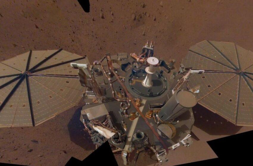 Tiembla Marte: la sonda InSight de la Nasa detectó un intenso terremoto en el planeta