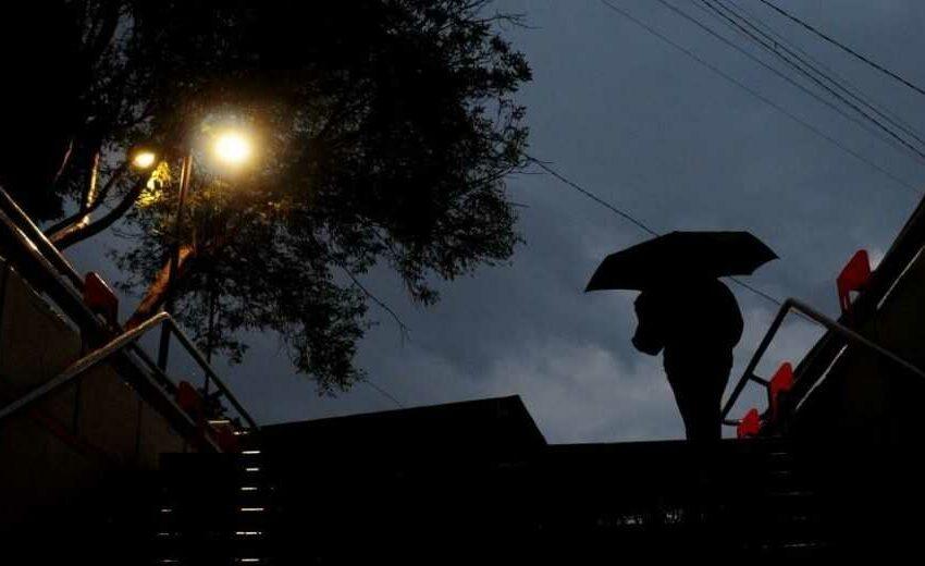 Se prevén lluvias y fuertes vientos en diversas entidades del país