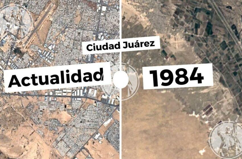 Así eran 'Las Torres' hace 37 años – El Diario de Juárez