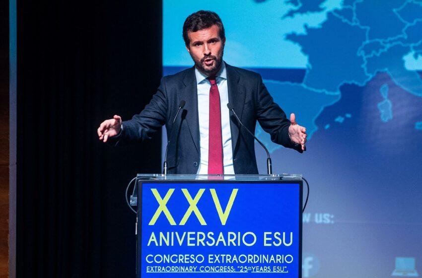 """El PP defenderá en su convención el """"feminismo liberal"""" y que el medio ambiente no es … – Público"""