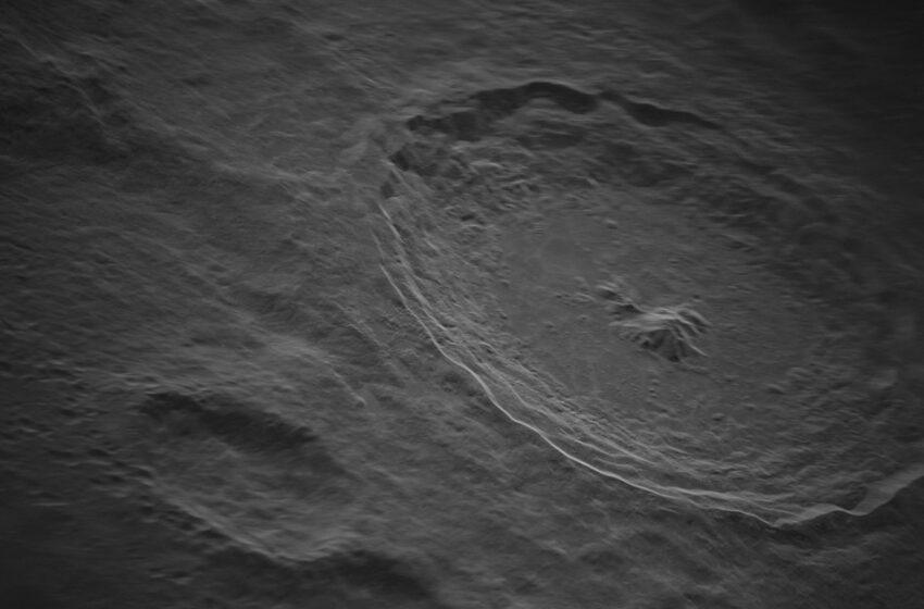 Publican foto de la Luna con la mayor resolución de la historia y es difícil de creer que sea real