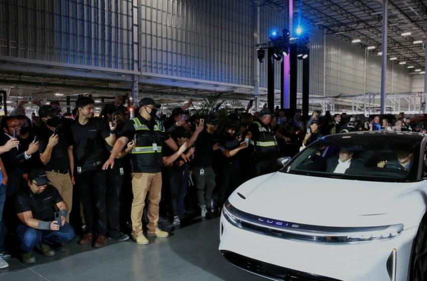 Un rival de Tesla arranca el ensamblaje de sus coches eléctricos de lujo con una autonomía récord