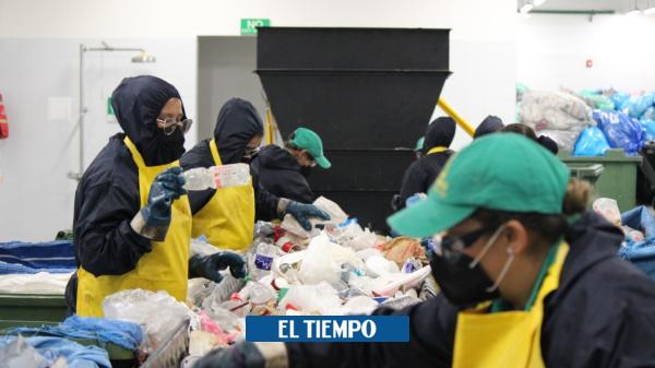 Utilizarán residuos plásticos del aeropuerto El Dorado para un parque