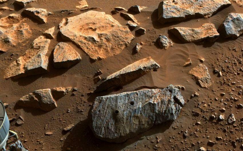 Marte: NASA detectó un sismo que duró más de una hora en el planeta rojo