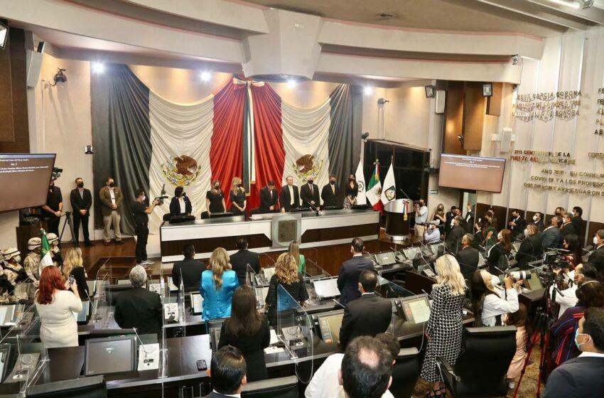 Actual legislatura da inicio aprobando dos comisiones – El Sol de Hermosillo