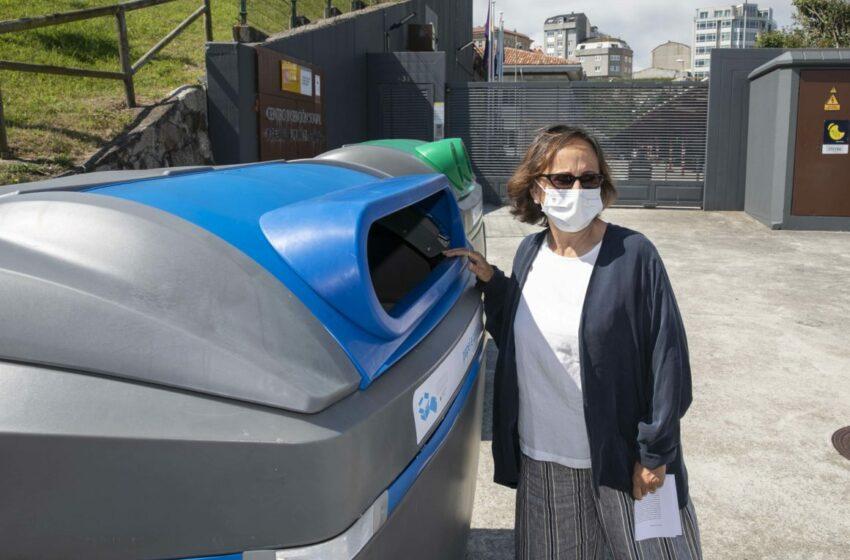 La concejala de Medio Ambiente de A Coruña culpa a los vecinos de no tener una ciudad …