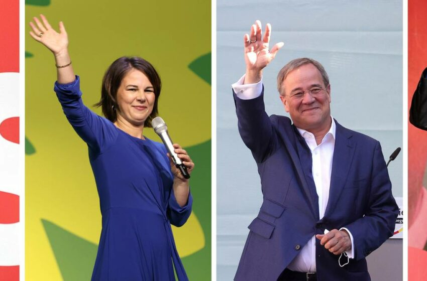Una coalición de tres partidos será necesaria en Alemania para definir al sucesor de Angela Merkel