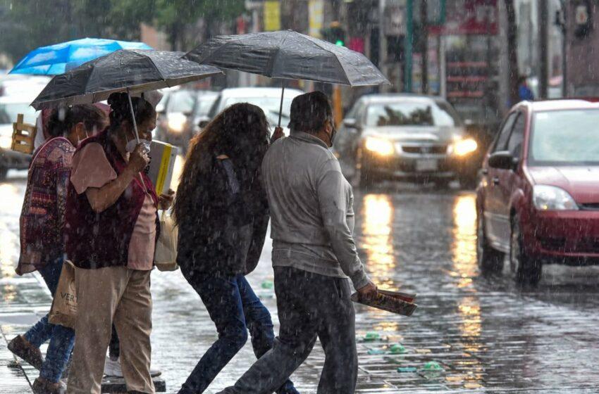 Seis alcaldías se reportaron en alerta amarilla por intensas lluvias en CDMX – Infobae