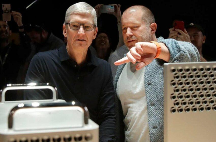 Antiguo diseñador de Apple, Jony Ive, fue contratado por Ferrari