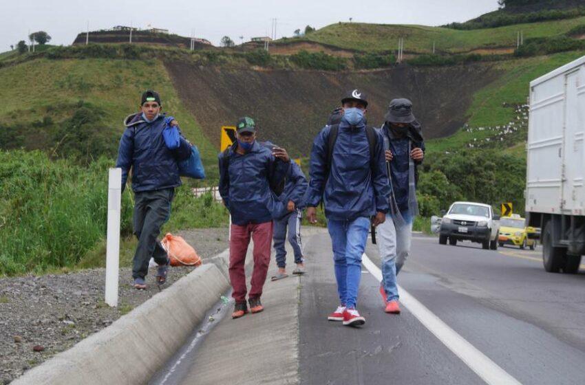 Oposición de Venezuela pide a gobiernos latinoamericanos desarrollar programas para regularización de migrantes