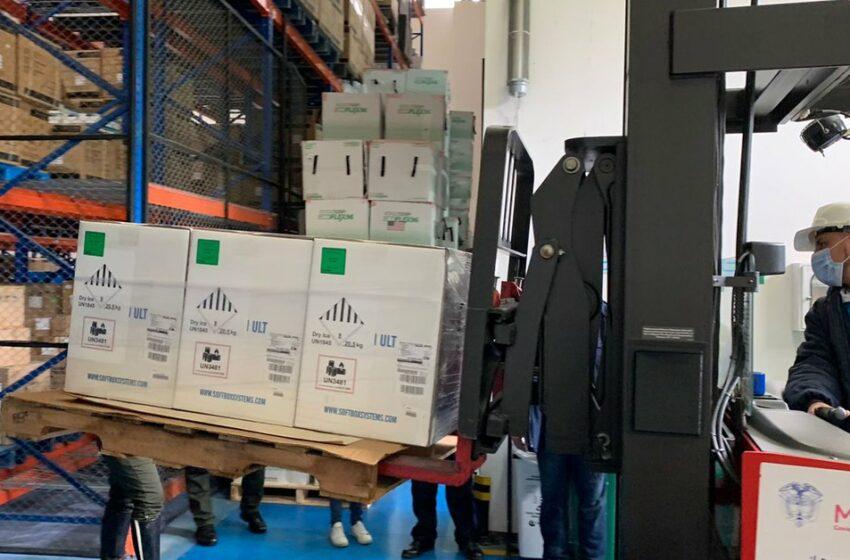 Colombia recibió 338.130 nuevas dosis de vacunas Pfizer este 29 de septiembre