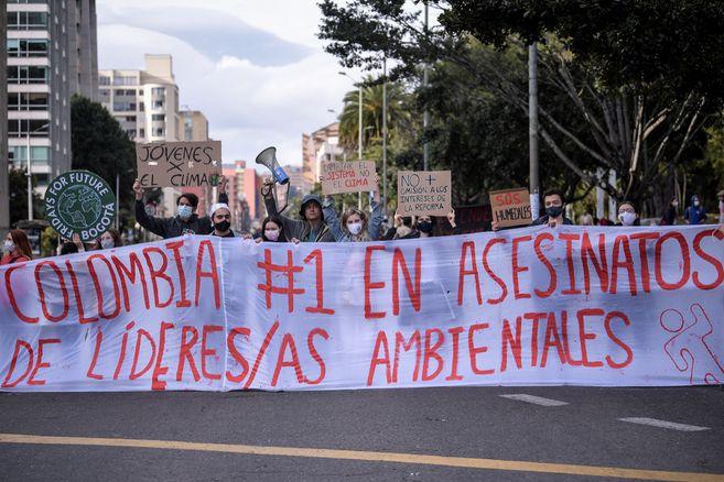 Colombia es el país más peligroso para defender el ambiente   EL ESPECTADOR