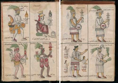 Códices prehispánicos no viajarán de Italia a México para evitar que se dañen