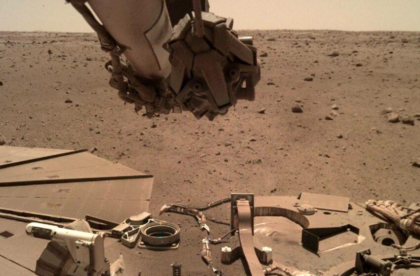La NASA reporta terremotos en Marte; pueden durar hasta una hora y media