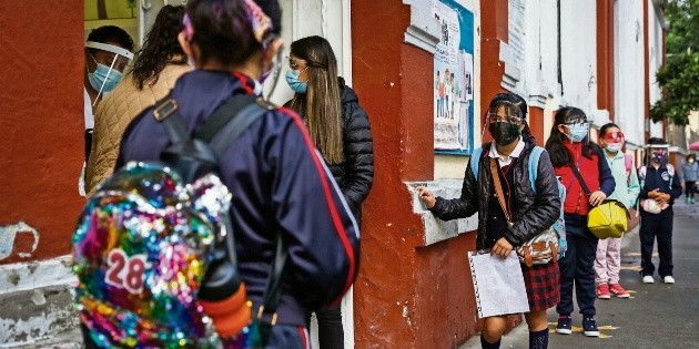 La SEP otorga 450 millones de pesos a escuelas dañadas