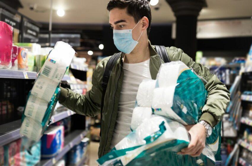 Costco limita los pedidos de papel higiénico por escasez del producto
