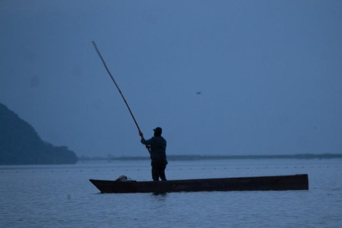 Lluvias recuperan el lago de Cuitzeo; ostenta un nivel de hasta el 40% de llenado