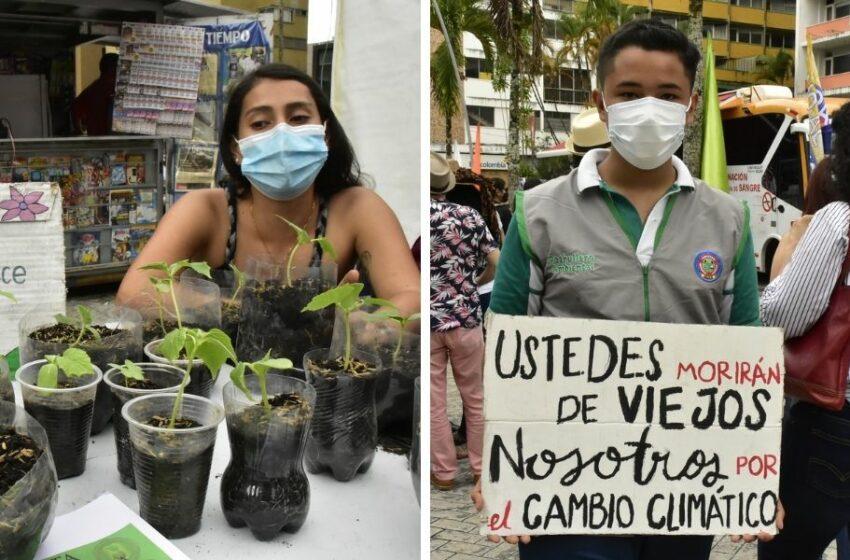 Jóvenes participaron en manifestación global por el medio ambiente   El Nuevo Día