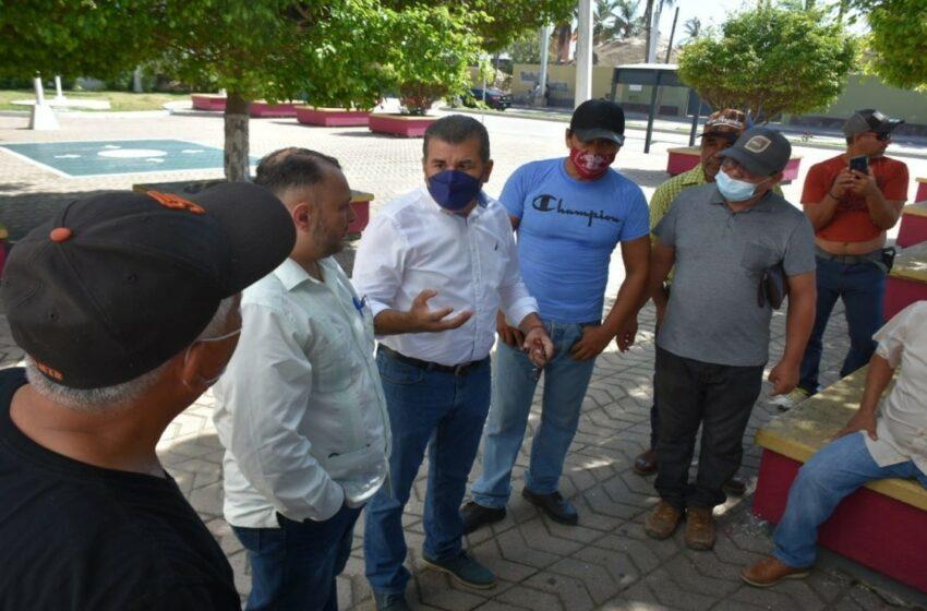 """Pescadores de El Rosario, Sinaloa, ponen queja ante Profepa por uso de """"chacuacos"""" – Debate"""