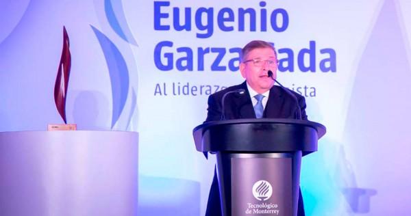 Empresario sonorense recibe Premio Eugenio Garza Sada 2021 | Tecnológico de Monterrey