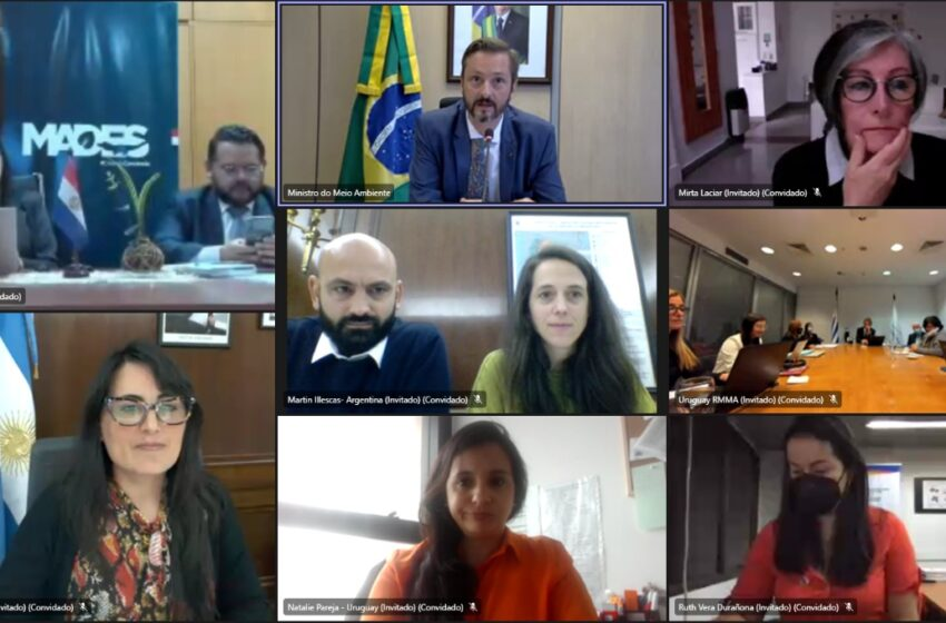 Argentina participó del encuentro con ministros de Ambiente del MERCOSUR   Argentina.gob.ar