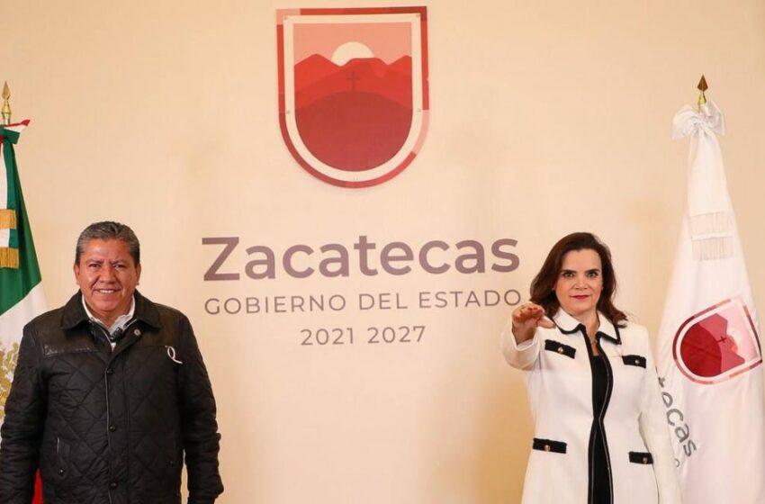 Designan a secretarios de Obras Públicas y del Agua y Medio Ambiente | NTR Zacatecas .com