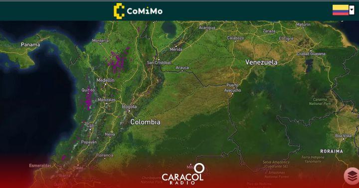 CoMiMo: la plataforma que permite monitorear la minería en el país – Caracol Radio