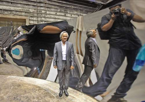 """""""Los artistas luchamos por encontrar una alternativa al capitalismo"""": Anish Kapoor"""