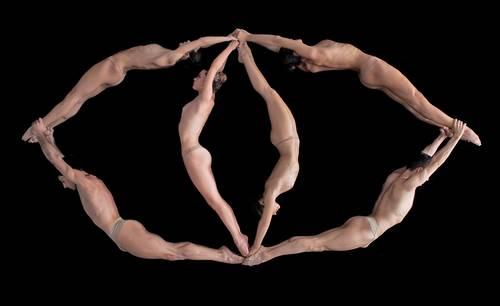 Extraordinarias formas coreográficas de NoGravity abren hoy el Cervantino