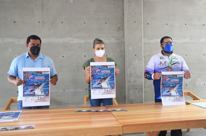 Huatulco recibirá al menos a 14 estados en el Nacional de Pesca en el mes de noviembre …
