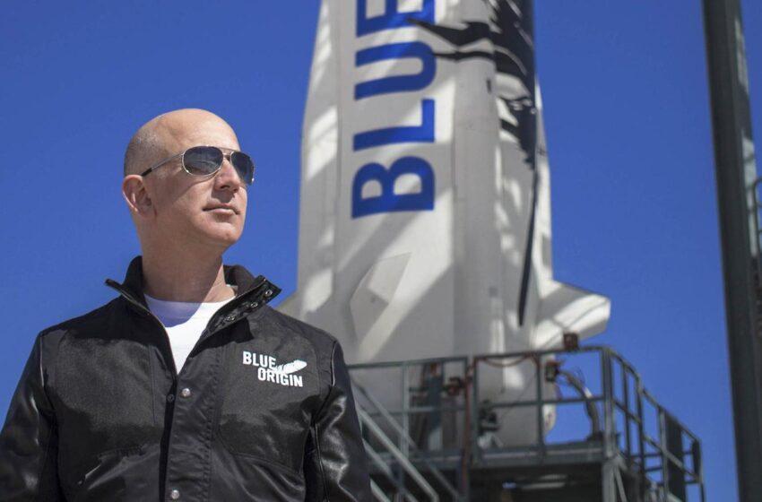 """Empleados de Blue Origin de Jeff Bezos denuncian sexismo y cultura """"deshumanizante"""" en la empresa"""