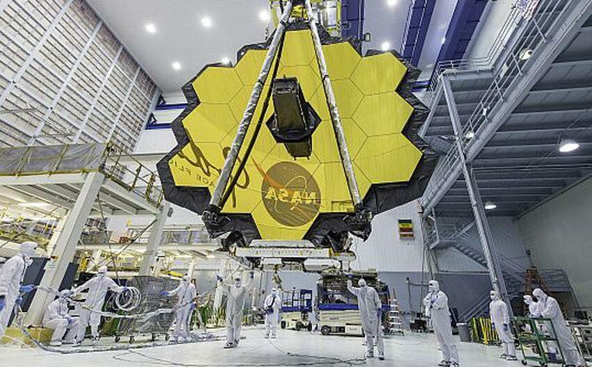 James Webb   ¿Por qué es tan importante el lanzamiento del mayor telescopio de la historia?