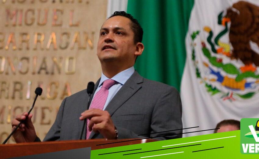 RECHAZA VERDE CDMX DIVISIÓN DE LA COMISIÓN DEL MEDIO AMBIENTE EN EL …