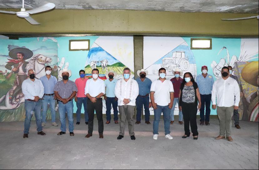 Establece Ceagua acercamiento con alcaldes electos y comisariados – Quadratín Morelos