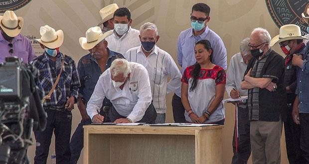 Con 115 mdp, Sader inicia proyecto agrícola para pueblos yaquis – Ángulo 7