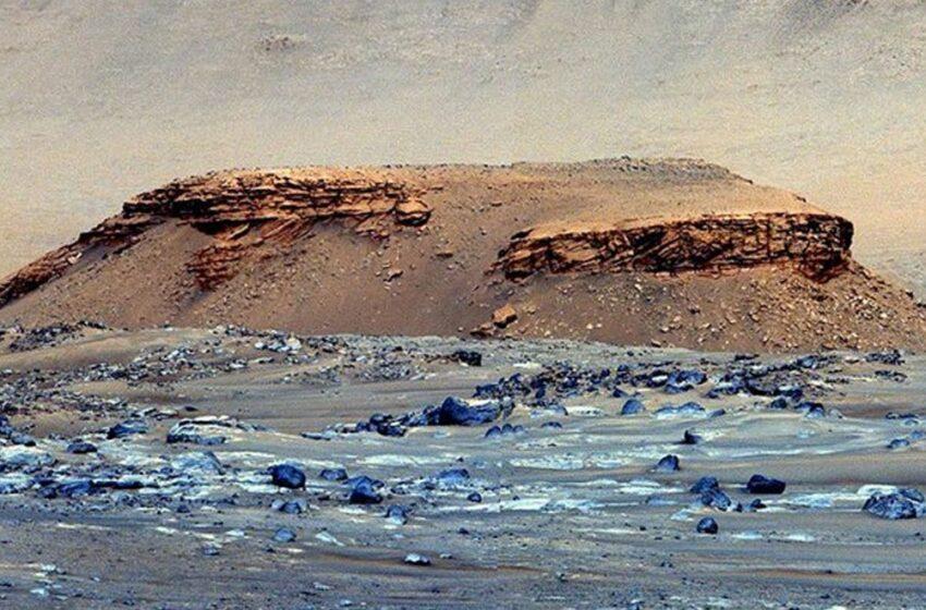 Imágenes captadas por el Perseverance de la NASA revelan todo un oasis en Marte