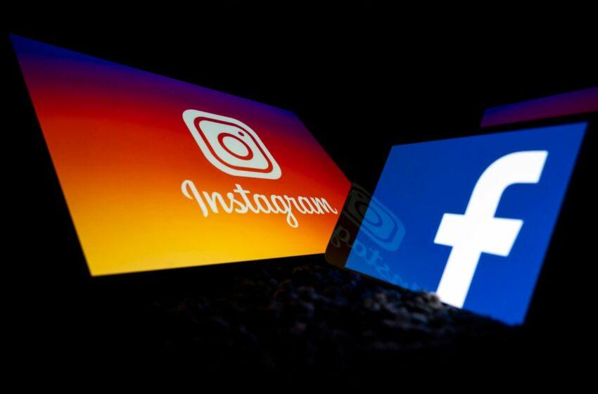 Las acciones de Facebook se desploman por la caída de WhatsApp e Instagram durante horas