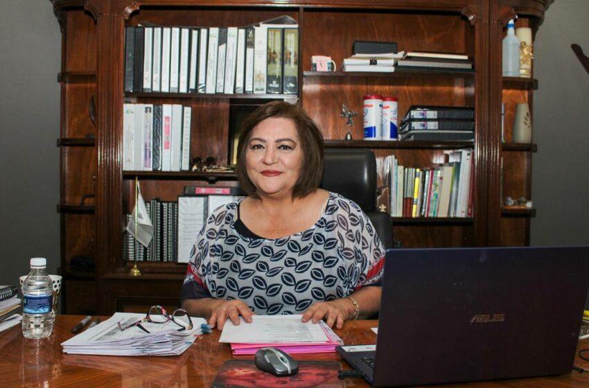Guadalupe Taddei deja el IEE en Sonora, entra presidente provisional