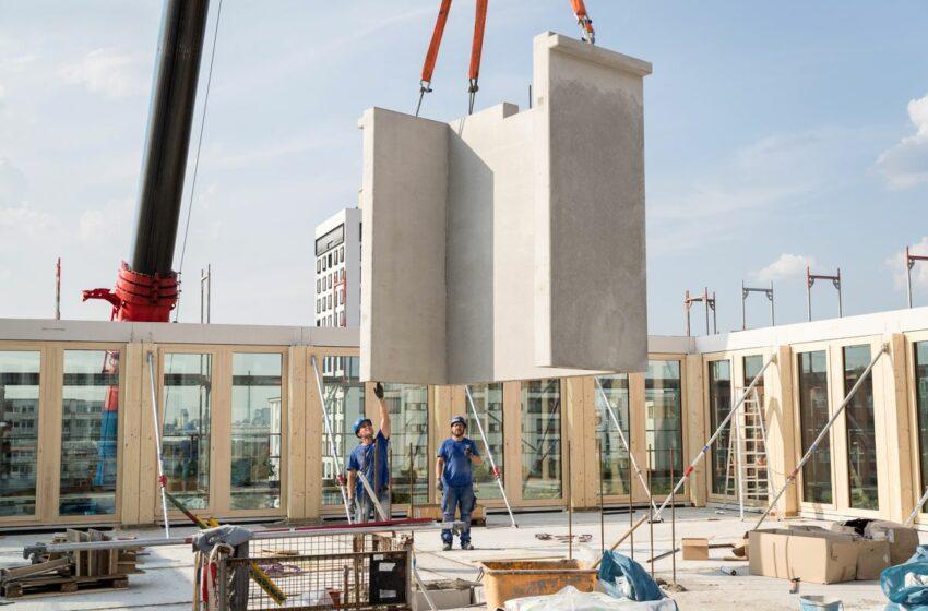 La apuesta de ACR por la construcción sostenible de viviendas – EL PAÍS