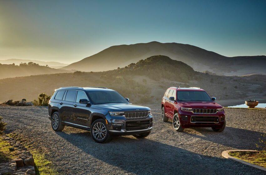 Jeep Grand Cherokee 2021: una de las camionetas más potentes del año