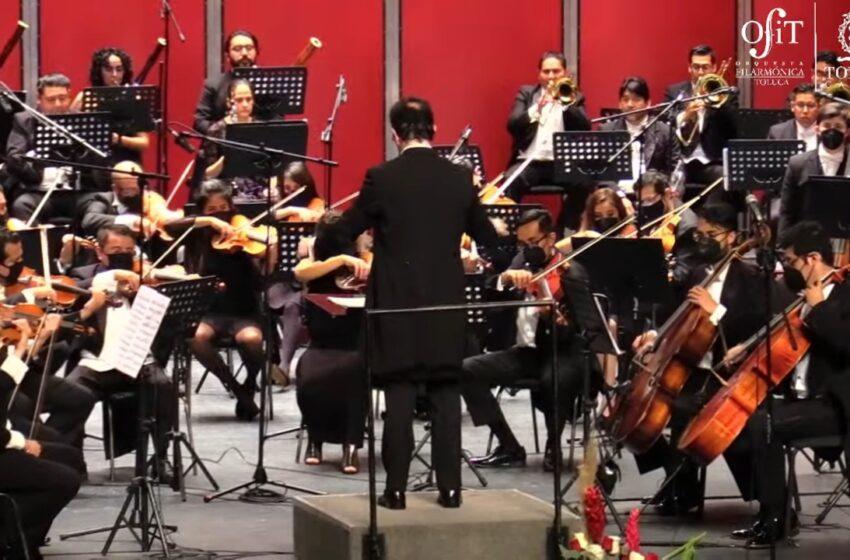 Ofrece OFIT concierto con causa – La Jornada Estado de México