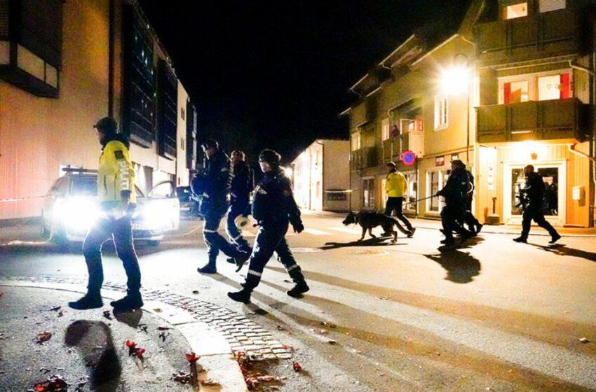 Ataque con arco y flechas en Noruega parece ser un acto terrorista, dicen autoridades