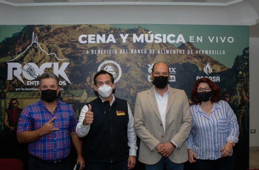 Desde las alturas: Concierto de rock por la reactivación económica – El Sol de Hermosillo