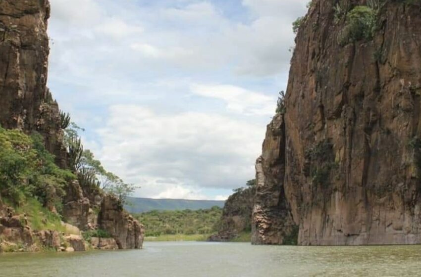 Conozca un paraíso natural en la presa de El Chique – Imagen Zacatecas
