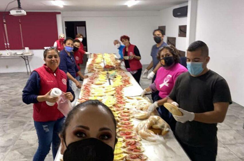 Voluntarios se suman para ayudar a evacuados – El Sol de San Juan del Río
