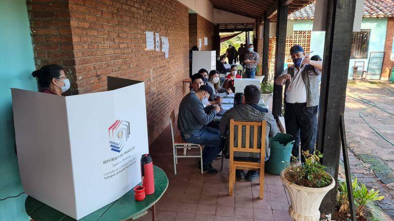 Elecciones Municipales 2021 en Paraguay en vivo: proselitismo, compra de cédula sabotajes y un detenido