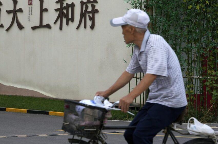 'Apagan la luz' a Evergrande: suspenden su cotización en bolsa de Hong Kong